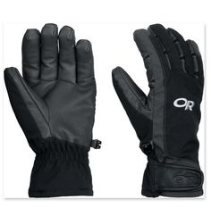 or extravert gloves (mid-weight)