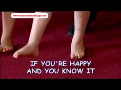 If You're Happy And You Know It Action Song 3