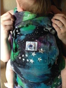 DIY Galaxy ice dye tutorial – SSC edition More