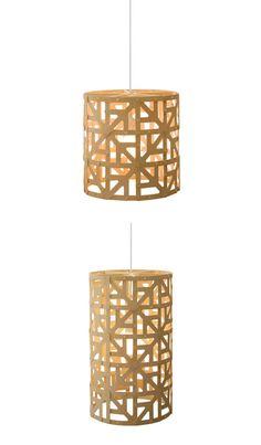 David Trubridge Ulu Pendant Lamp