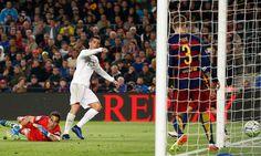 El Clasíco 2016, 1-2 Real Madrid. Calma, calma!