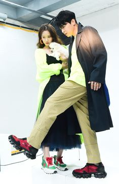 Cho Jung Seok, Instyle Magazine, Cosmopolitan Magazine, Im Yoona, Kim Woo Bin, Bae Suzy, Flower Boys, William Kate, Korean Actresses