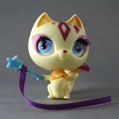 Littlest Pet Shop Yellow Squirrel Magic Bar Loose Figure Collection Toy | eBay