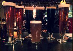 Cruzat-Beer-House #kiwihospo #CruzatBeerHouse #KiwiCraftBeer Kiwi, Craft Beer, Candles, Mugs, Glasses, Tableware, Crafts, House, Eyewear