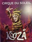 #Ticket  Kooza  Cirque du Soleil  2 Ticket In Row A  Sun 28 Aug  AT COST #Australia
