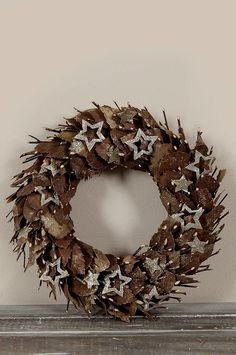 Trends kerst versiering - Trends Christmas 2012: Alpine Chique