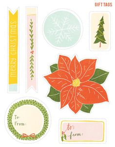 1000+ images about Printable for christmas on Pinterest | Christmas ...