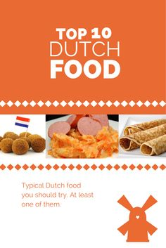 Dutch food tried all but two