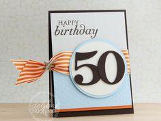 50 stamp idea for napkins