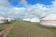 Il Viaggiatore Magazine - Campo turistico di Gher, Mongolia