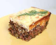 another moussaka recipe to try
