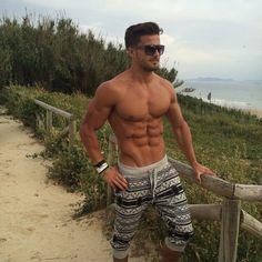 http://chicerman.com  hotmessguys:  Instagram user: antonio.pozo  Hot Mess Guys…