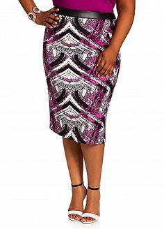 Perfect for all body shapes, especially my apple shaped ladies!