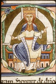 French Ste. Genevieve Psalter