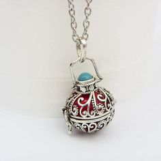 """Harmony Ball-""""Angel Caller"""" Pendant Necklace*. Starting at $12"""