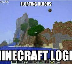 It happens only in Minecraft!!#minecraft#minecraftonly#videogames#minecraftpe