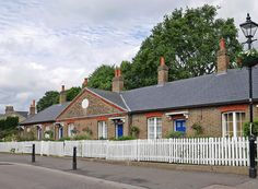 Walthamstow Village, London E17 has some interesting places of historical interest including the Squires Almshouses on Vestry Road which were built for widows of tradesmen in 1795. Named after Mrs Mary Squires who was the widow of St Mary Newington.