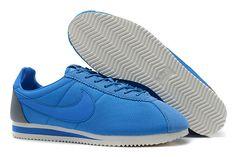 Nike Cortez V1 Blå Grå Unisex
