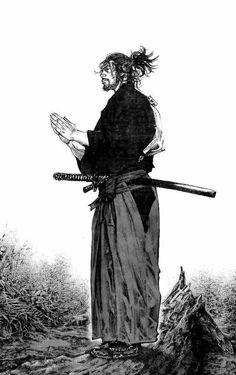 MIYAMOTO MUSHASHI. El más letal Samuray conocido desquiciaba a sus oponentes haciéndoles esperar, pues llegaba tarde en todos sus duelos. Además hacia acto de presencia sin asearse, despeinado y desarrapado como un auténtico vagabundo, algo intolerable en las tradiciones japonesas pues era considerado como una grave falta de respeto.