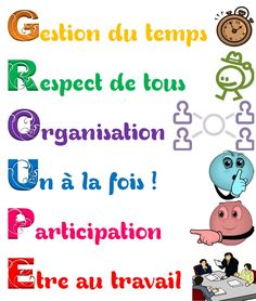 Learn French online with the Rocket French free trial. Learning French is fast and easy with our audio course, software and French language lessons. Classroom Behavior, Classroom Language, Classroom Posters, Classroom Management, Classroom Themes, French Teaching Resources, Teaching French, Core French, French Education