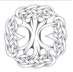 Scandinavian+Tattoos+And+Meanings   ... Norse tree of life.