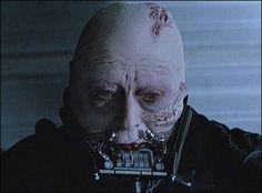 Vader unmasked!