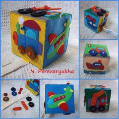 """Чудеса из фетра"" Нужен фетр и идеи? Вам сюда!!! Doll Crafts, Baby Crafts, Diy For Kids, Crafts For Kids, Baby Quiet Book, Quiet Time Activities, Baby Boy Knitting, Fabric Toys, Cute Toys"
