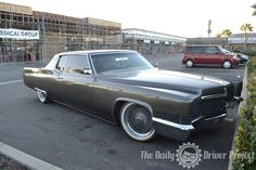 Street Spot: Caddy on Wires