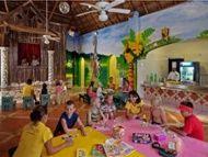 Sandos Playacar Beach Club & Spa details about kids club and teen activity programs