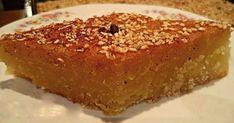 Ελληνικές συνταγές για νόστιμο, υγιεινό και οικονομικό φαγητό. Δοκιμάστε τες όλες Greek Sweets, Greek Desserts, Greek Recipes, Syrup Cake, Tasty, Yummy Food, Deserts, Dessert Recipes, Food And Drink