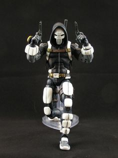 toycutter: Taskmaster action figure (Marvel Comics)