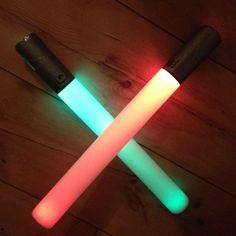 Sind eure Kinder auch im Star Wars Fieber und träumen von einem Laserschwert? Ich zeige euch wie ihr einfach und günstig ein Laserschwert basteln könnt! :-)