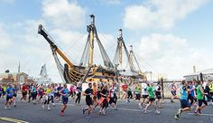 Event October 2015 - Great South Run