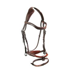 Antares PRECISION BRIDLE WITH ROPE NOSE BAND