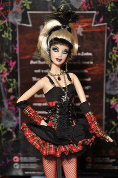HRC gothic barbie