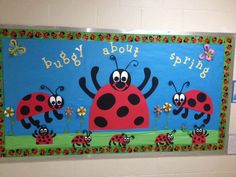 "MyClassroomIdeas.com - Creative Ideas For Your Classroom  ""We're buggy about (teacher)"