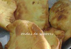 Ondas de Sabores: Massa de Pastel Caseiro Deliciosa