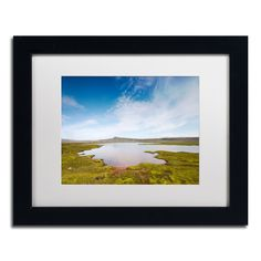 Philippe Sainte-Laudy 'Universal' Matted Framed Art