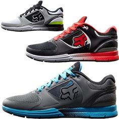 2014 Fox Racing Motion Concept Casual Street Footwear Sneakers Adult Mens Shoes
