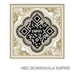 Boardwalk Empire Designer code from SET in Tokyo