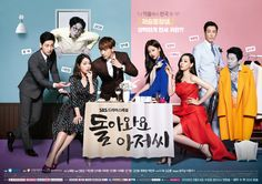 Come Back Mister-2016 Korean drama. Because of the storyline, they really couldn't do much with the ending.