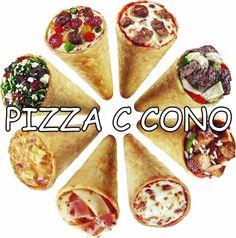 Pizza C Cono & Frutty C Cono