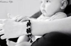 Bracelet d'allaitement OLFÉE  Au choix par CreationsOlfee sur Etsy, $22.00