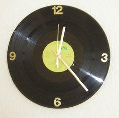 Neil Diamond 12 Vinyl Wall Clock by Klicknc on Etsy