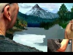 """March 16, 2013 Oil Painting - """"Grand Tetons View"""" Full Version For Class"""