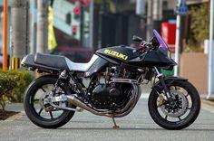 Racing Cafè: Suzuki GSX 1100 S Katana by Quarter