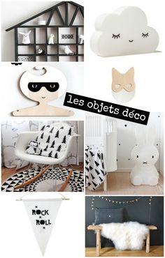 inspiration chambre bébé : objets déco / withalovelikethat.fr