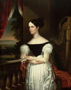 Mrs Robert Donaldson (Susan Jane Gaston) 1832 (oil on canvas) - Pinterest