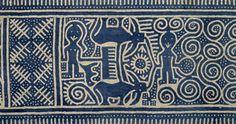 sumatran textile art - Google Search