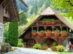 58 Best Swiss Farm Houses Images Farm Houses Swiss Alps